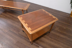 Mid Century Modern Lane Acclaim End Table