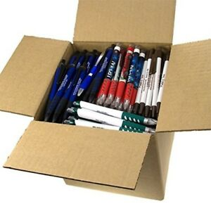 Dg Collection 5lb Box Approx 200 250 Pens Assorted Misprint 2 Shipping
