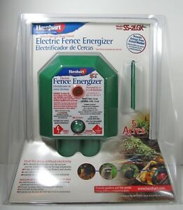 Havahart Battery Operated Electric Fence Energizer Ss 2lgx New And Sealed