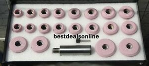 Valve Seat Grinding Stones Set Of 20 With Sioux Holder Freeship B