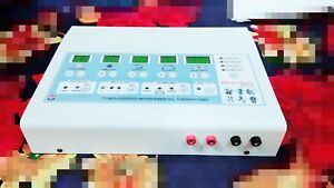 Interferential Physical Therapy Machine Ift Physiotherapy Equipment Brand Ne