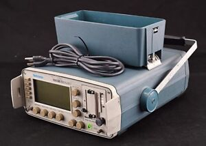 Tektronix 1503b Portable Metallic Tdr Cable Tester W yt 1s Chart Recorder Parts