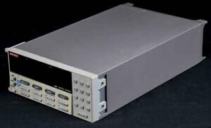 Keithley 7001 Portable Benchtop Dual slot 80 channel Switch System Mainframe 2