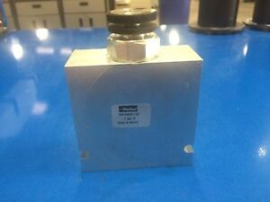 Prh162k50 12t Parker Pressure Reducing Valve New