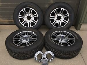Ford Platinum 20 F250 Wheels And Tires