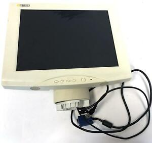 Sirona Cerec 3 Redcam 15 Lcd Display D3344a Series 755 5810911