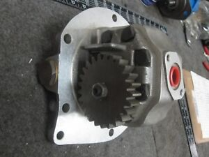 81823983 Hydraulic Pump Ford New Holland Tractor 5000 7100 7200 Sauer Sunstrand