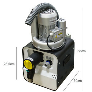 2800r min Dental Suction Vacuum Pump Twice Water Air Separation For 2 Chair