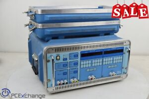 Multi amp Epoch 10 I Protective Relay Test Set Controller Substation Powerplant
