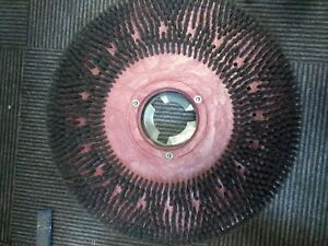 Carlisle Red Rotary Brush For Nilfisk Floor Scrubber Machine For Daily Cleaning