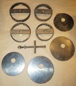 Spx Miller 9 Pc Transmission Spring Compressor Tool Lot Jeep Dodge