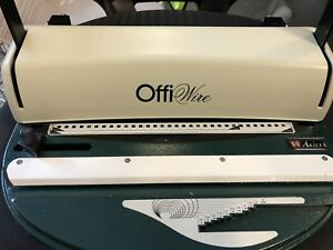 Akiles 3 1 Offiwire Manual Wire Binding Machine