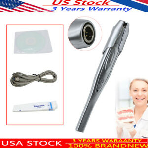 Dental Intraoral Oral Camera Usb Pro Imaging System Md740a W Disposable Sleeves