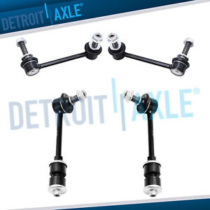 New 4pc Front And Rear Sway Bar End Links For Lexus Gx470 And Toyota 4runner