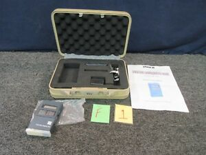Phase Ii Surface Roughness Gage Srg 1000 Tester Equipment Lab Military New