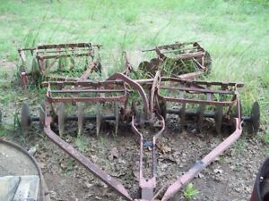 Large Disc Harrow