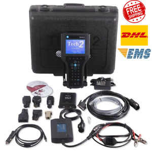 Gm Tech2 Diagnostic Scanner Tool Fullset For Gm saab opel suzuki isuzu holden