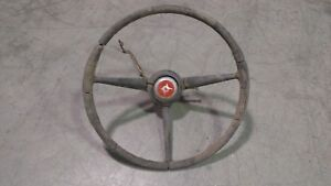 Dodge D100 D200 Power Wagon Town Panel Steering Wheel 59 60 61 62 63