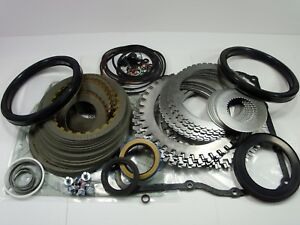 Allison 1000 2000 2400 Master Rebuild Kit 2005 Up 6 Speed Gen 4 W Pistons