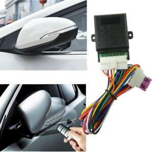 Auto Fold Unfold Side Rear View Mirror Folding Closer System Modules Universal