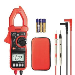 Digital Clamp Meter Multimeter Auto ranging Frequency Resistance Continuity Diod