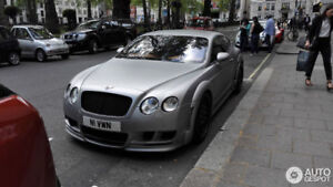 Bentley Continental Gt 03 11 Imperator Body Kit