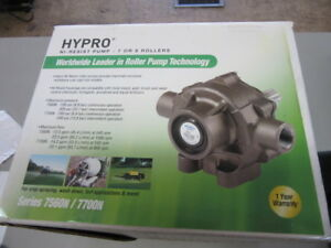 Hypro 7560n Ni resist Pump 7 Or 8 Rollers