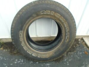 Michelin Cross Terrain Suv Tire P255 70r16