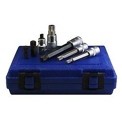 Assenmacher Specialty Tools 6300 12 Point Socket bit Set For Volkswagen porsche