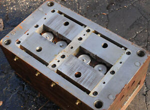 Plastic Injection Mold Used Steel This Mold s Code Is X