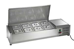 Arctic Air Acp48 48 Refrigerated Counter top Prep Unit
