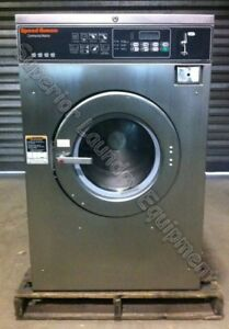 Speed Queen Sc35nc2 Washer extractor 35lb Coin 220v 3ph Reconditioned