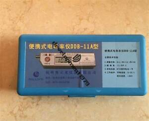 Ddb 11a Portable Pen Conductivity Meter Test Conductivity Meter
