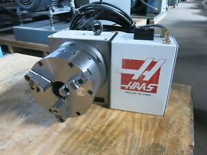 Haas Hrt 210 Cnc Milling 4th Axis