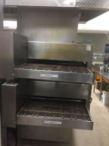 Pizza Oven Middleby Marshall Model ps360s
