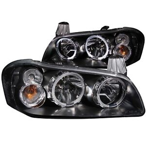 Headlight Front Left Driver Right Passenger Side 2002 2003 Fits Nissan Maxima