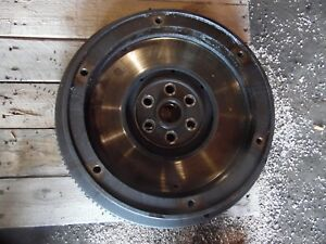 1955 Case 400 Gas Farm Tractor Flywheel