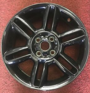 16 Cooper Clubman Mini Cooper Used Black Original Oem Wheel 6856969 Rim 71469