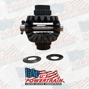 New Ford 9 75 Spider Gear Kit Limited Slip Posi 34 Spline Oe Style