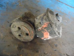 1955 Case 400 Gas Farm Tractor Power Steering Pump