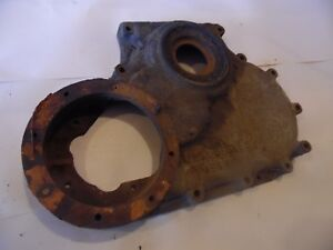 Oliver 1800 a Farm Tractor Timing Cover
