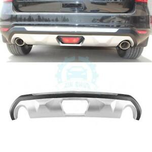 1pc Car Part Fit For Ford Edge 2009 2011 2012 Rear Bumper Protector Abs