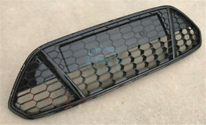 Vehicle Auto Front Middle Honeycomb Grille Guards For Ford Mondeo 2011 2013