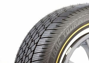 New 235 60r16 Vogue Wide Trac Touring Tyre Ii 100h Gws Tire