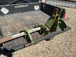 John Deere 3 Point Hitch 2 25 Inch Bar Planter Cultivater Chisel Ripper