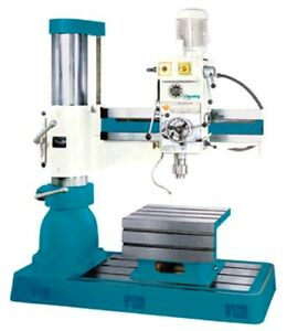 30 Arm 8 28 Column Clausing Cl720a Radial Drill