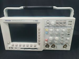 Tektronix_tds3052 500mhz 2 Channel With 2 Sets Of P6139a b018204