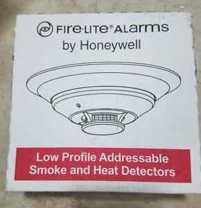 Honeywell Fire Lite Sd355 Photoelectric Smoke Detector Free Ship 60 Day Returns