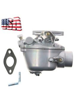 New Heavy Duty Ford 2n 8n 9n Marvel Schebler Carburetor For Ford N Tractor Carb