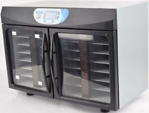 Sage 7938 Digital Voice Cabinet 28 slot Cleaning Towel Blanket Solution Warmer